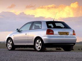 Ver foto 2 de Audi A3 UK 2000