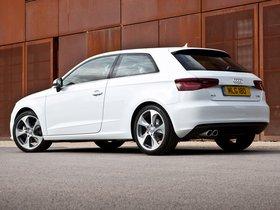 Ver foto 2 de Audi A3 UK 2013