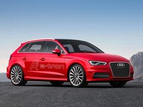 Fotos de Audi A3 e-Tron Prototype 2013