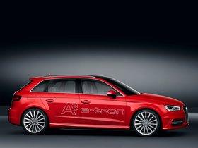 Ver foto 8 de Audi A3 e-Tron Prototype 2013