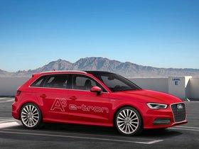 Ver foto 4 de Audi A3 e-Tron Prototype 2013