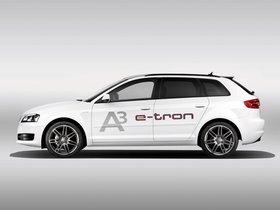 Ver foto 4 de Audi A3 e-Tron Prototype 8PA 2011