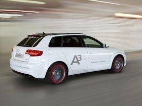 Ver foto 2 de Audi A3 e-Tron Prototype 8PA 2011