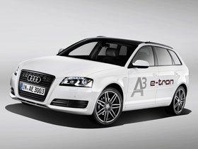 Fotos de Audi A3 e-Tron Prototype 8PA 2011