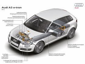 Ver foto 8 de Audi A3 e-tron Concept 2011