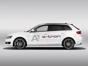 Ver foto 4 de Audi A3 e-tron Concept 2011