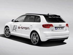 Ver foto 3 de Audi A3 e-tron Concept 2011