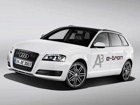 Fotos de Audi A3 e-tron Concept 2011