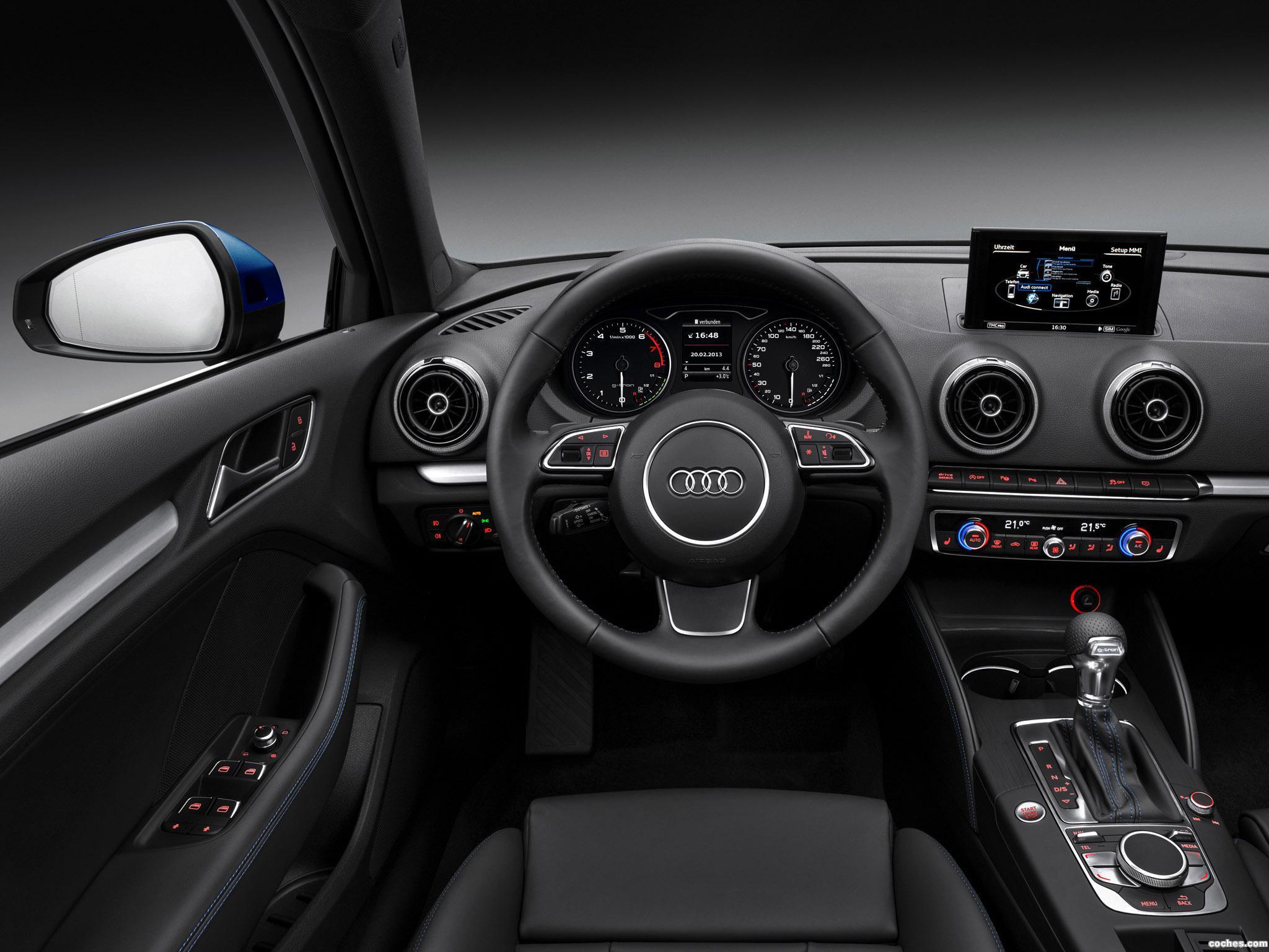 Foto 14 de Audi A3 g-Tron 2013