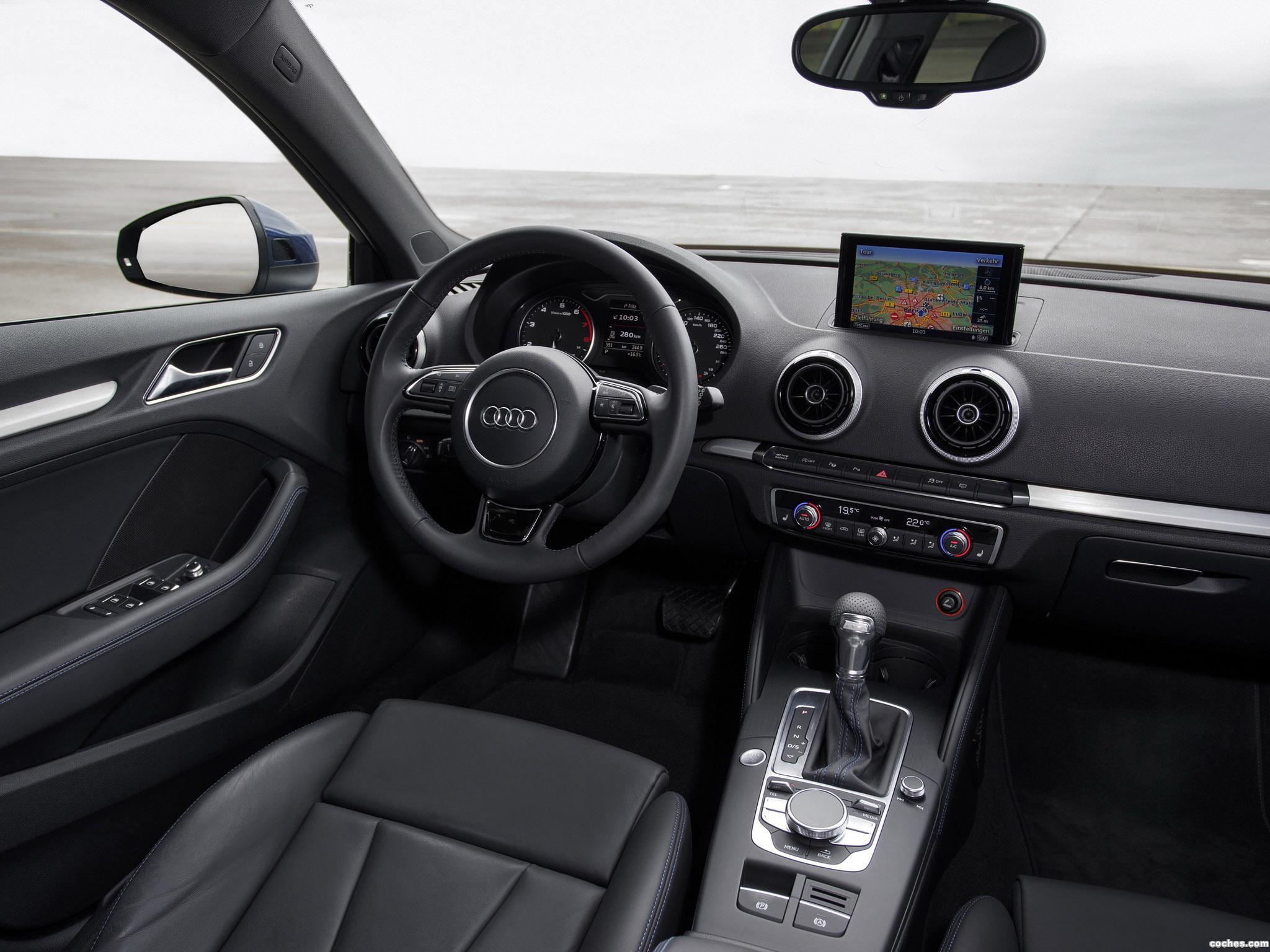 Foto 8 de Audi A3 g-Tron 2013