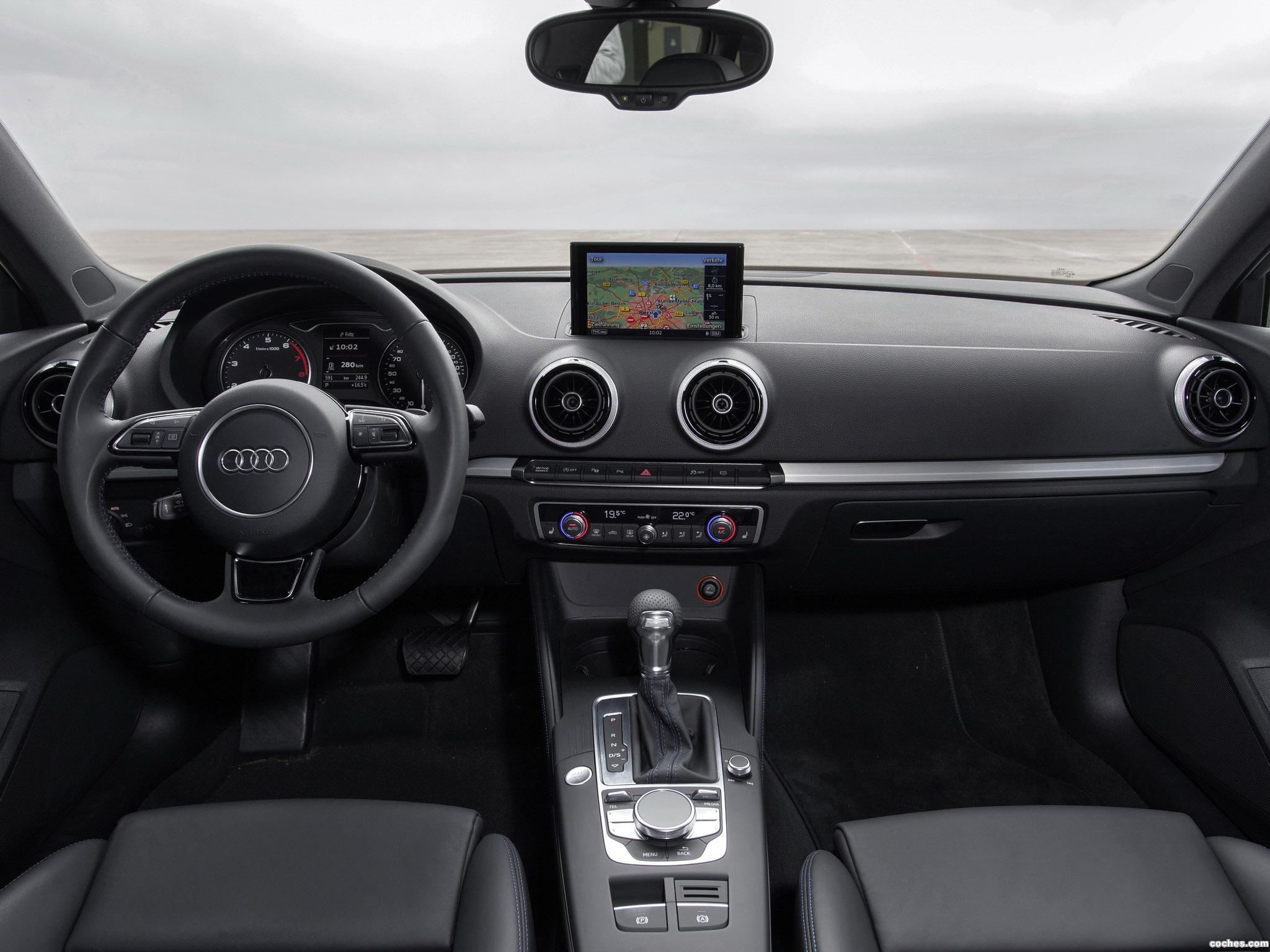 Foto 7 de Audi A3 g-Tron 2013