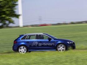 Ver foto 3 de Audi A3 g-Tron 2013