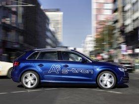 Ver foto 2 de Audi A3 g-Tron 2013