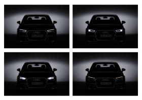 Ver foto 14 de Audi A3 Sedan 2.0 TDI quattro 2016