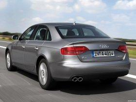 Ver foto 4 de Audi A4 2.0 TDI Concept E 2008