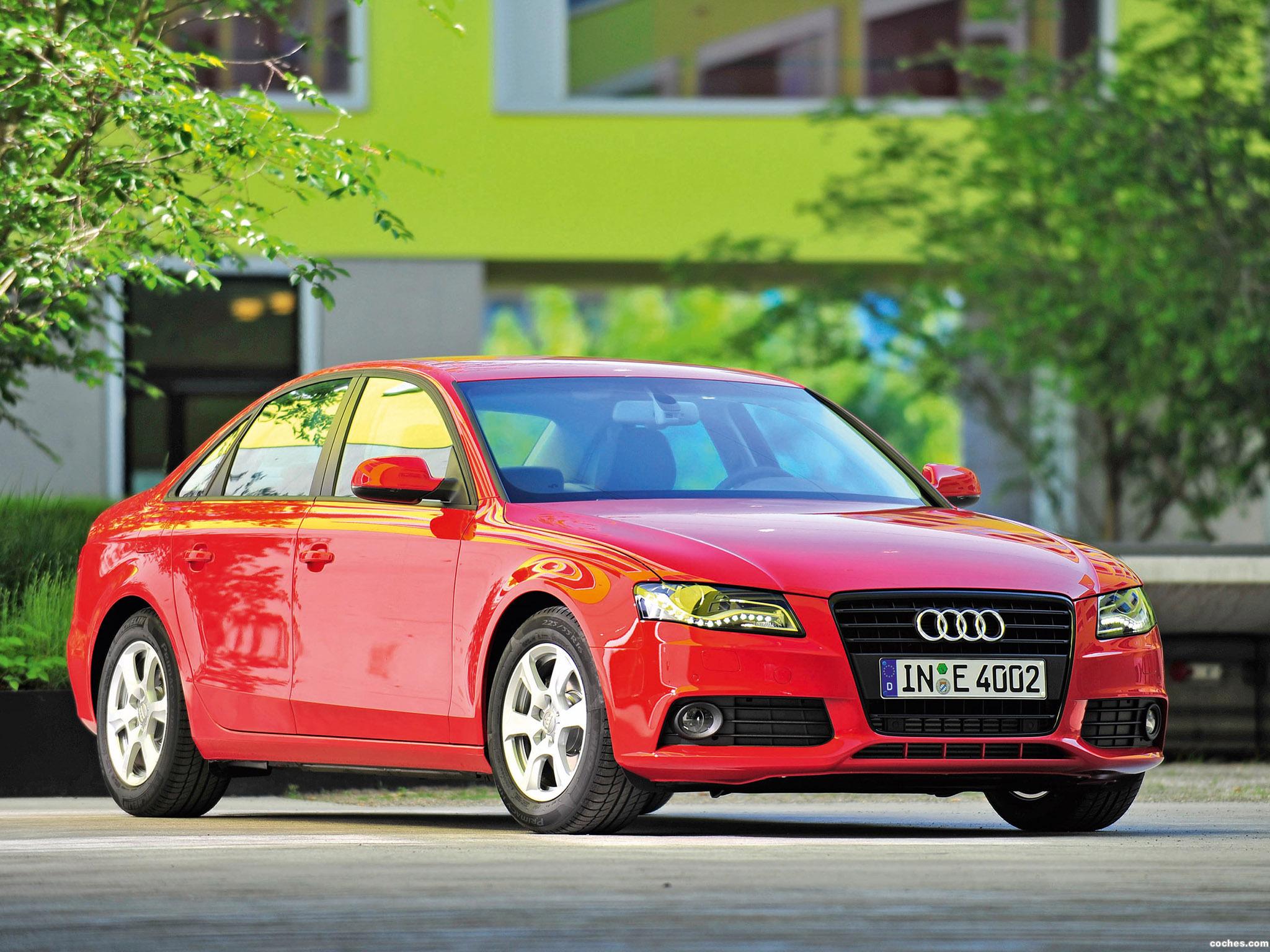 Foto 0 de Audi A4 2.0 TDI E 2009