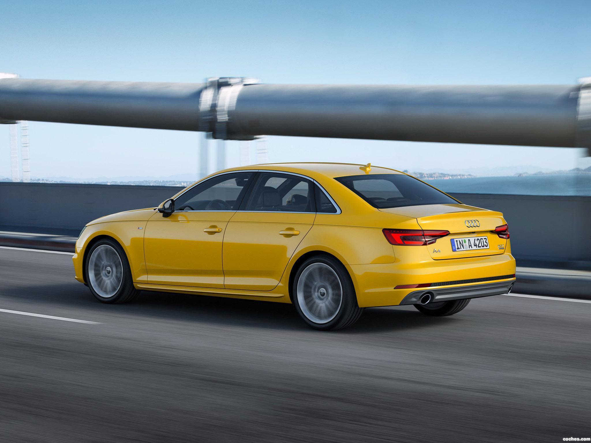 Foto 6 de Audi A4 2.0 TFSI Quattro S Line 2015