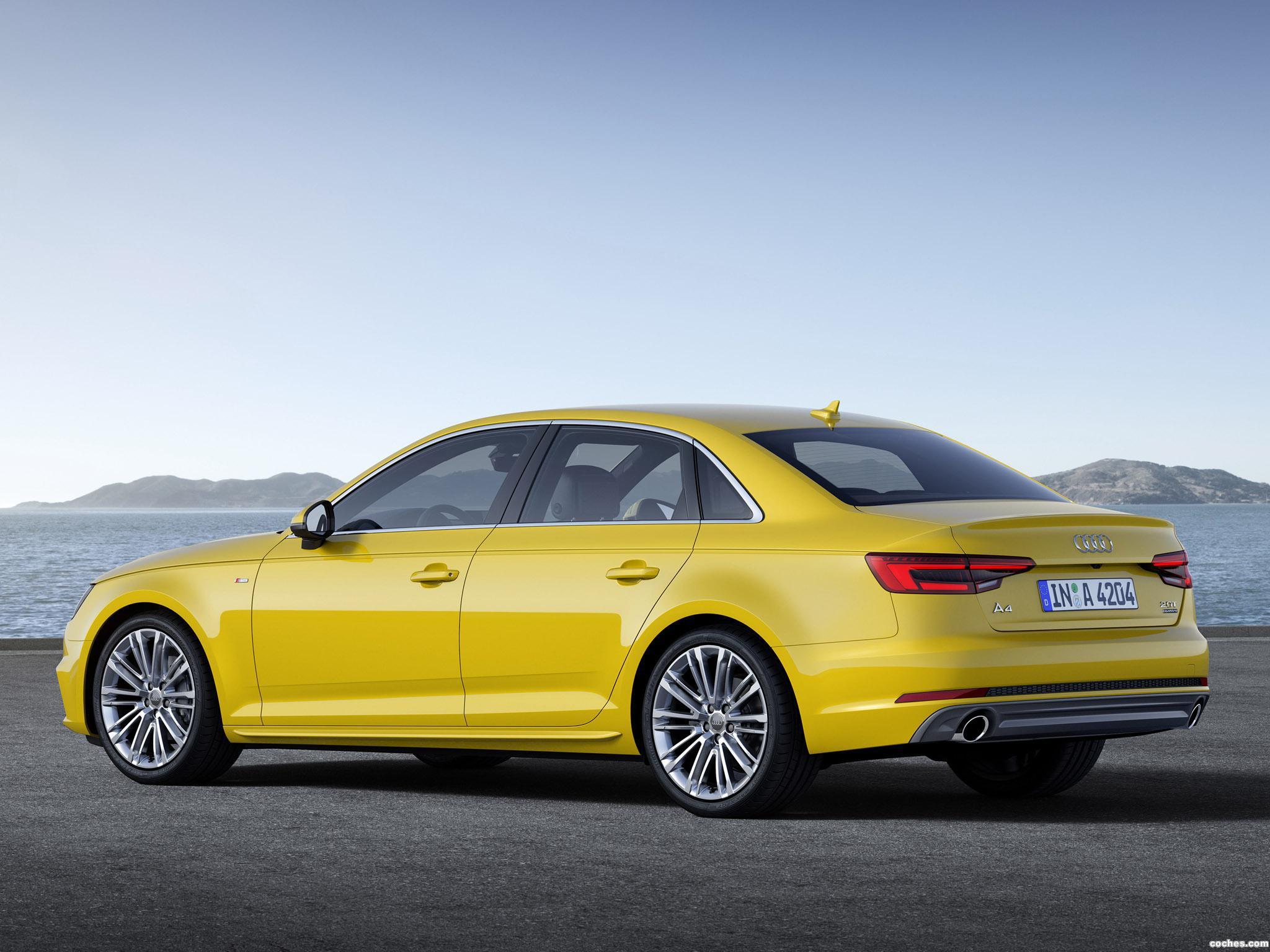 Foto 14 de Audi A4 2.0 TFSI Quattro S Line 2015