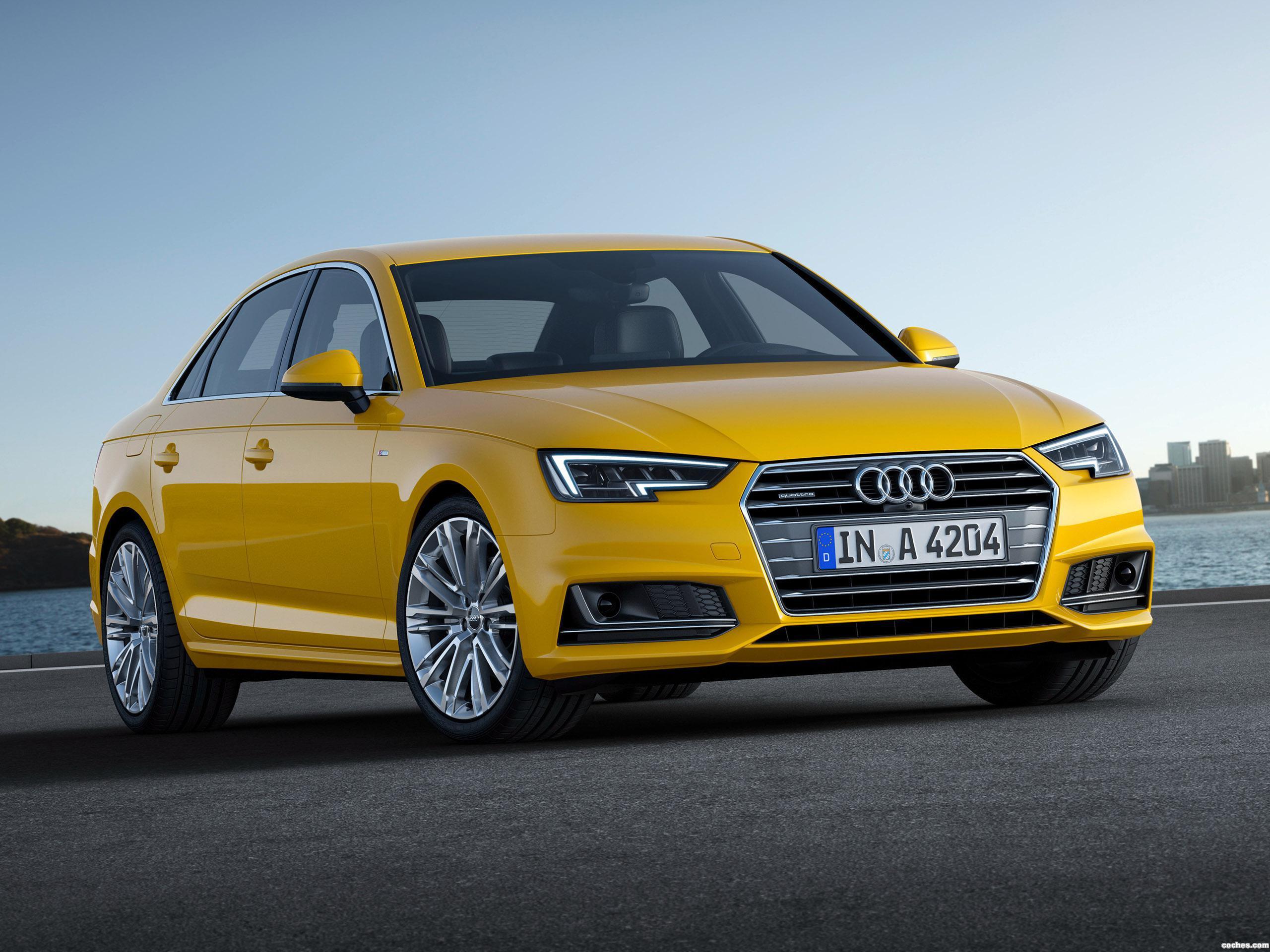 Foto 0 de Audi A4 2.0 TFSI Quattro S Line 2015
