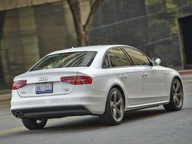 Ver foto 3 de Audi A4 2.0T Quattro S Line Sedan USA 2012