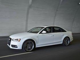 Ver foto 2 de Audi A4 2.0T Quattro S Line Sedan USA 2012