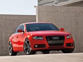 Fotos de Audi A4 2.0T Quattro Titanium Package Sedan USA 2011