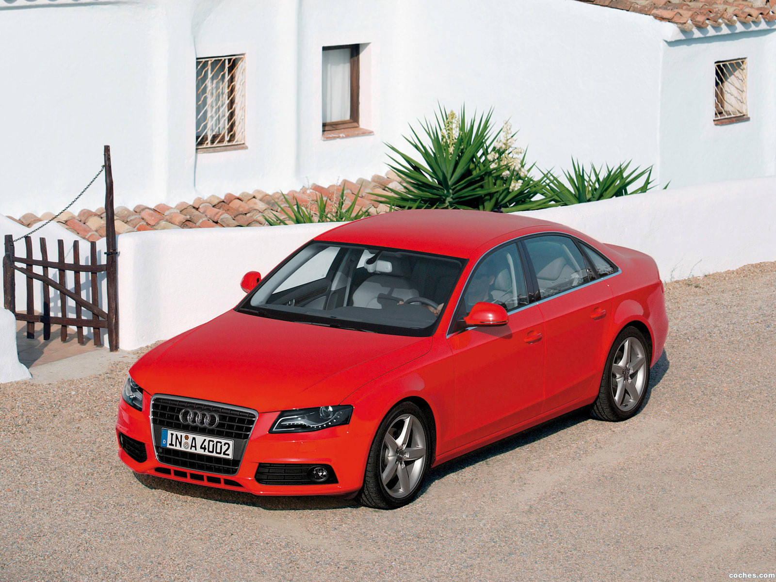 Foto 0 de Audi A4 2008