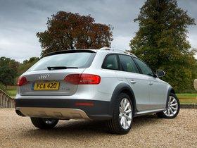 Ver foto 5 de Audi A4 Allroad 2.0 TDI Quattro UK B88K 2009