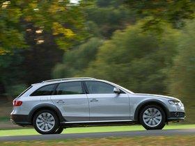 Ver foto 4 de Audi A4 Allroad 2.0 TDI Quattro UK B88K 2009