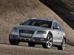 Ver foto 21 de Audi A4 Allroad Quattro 2009