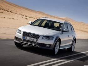 Ver foto 17 de Audi A4 Allroad Quattro 2009