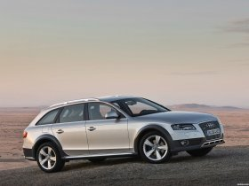 Ver foto 9 de Audi A4 Allroad Quattro 2009