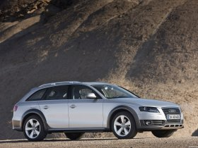 Ver foto 6 de Audi A4 Allroad Quattro 2009