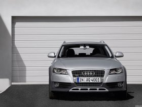 Ver foto 3 de Audi A4 Allroad Quattro 2009
