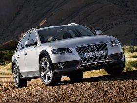Fotos de Audi A4 Allroad Quattro 2009