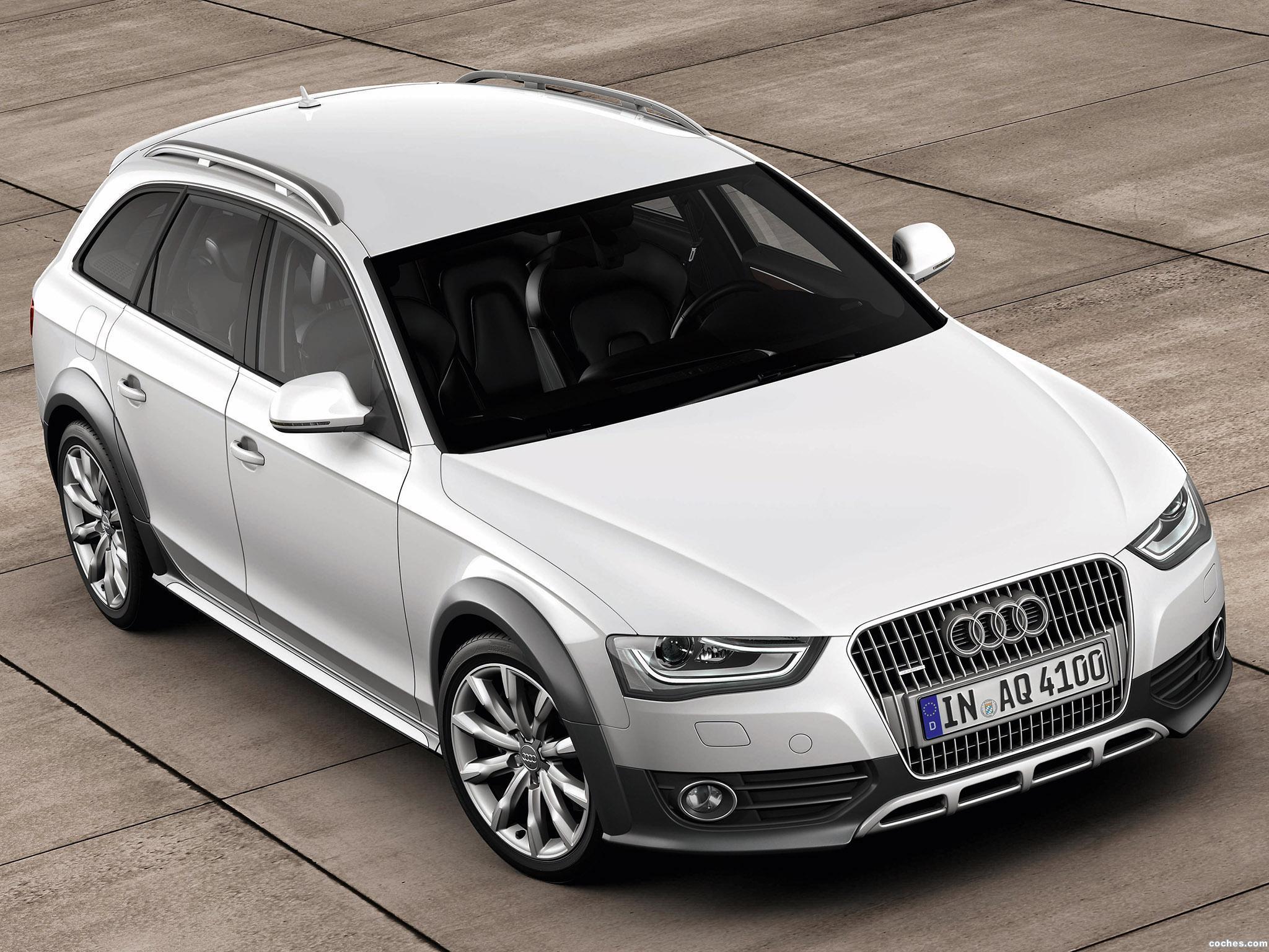 Foto 0 de Audi A4 Allroad Quattro 2012