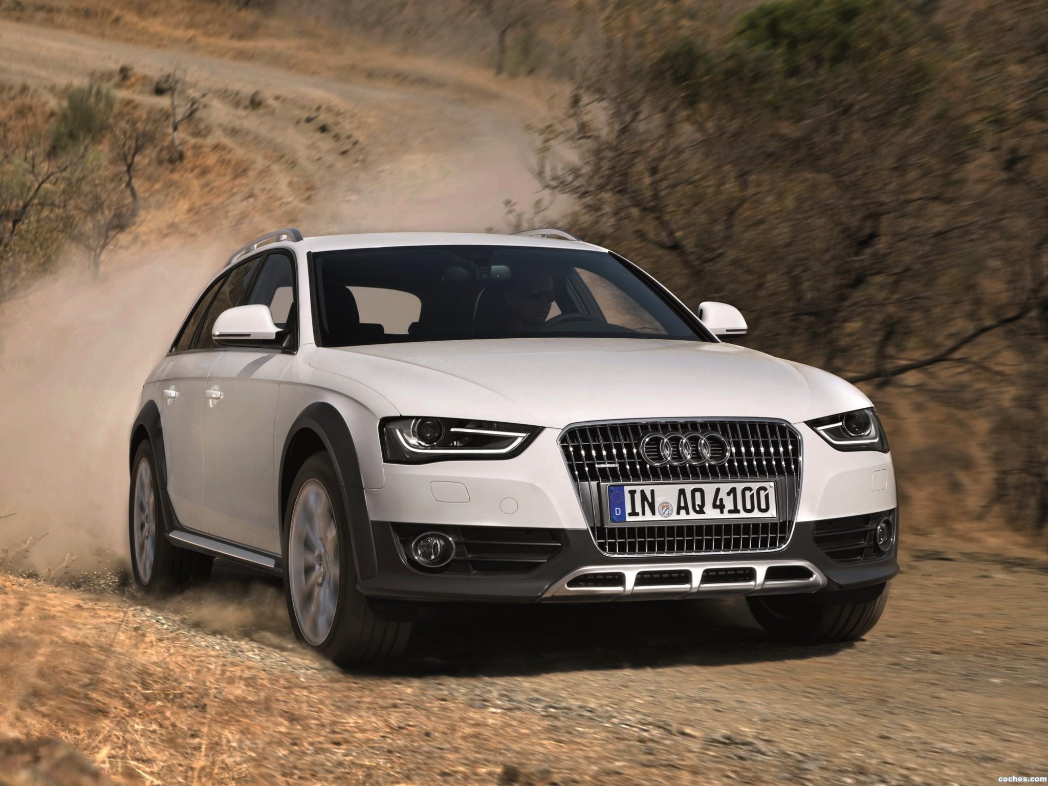 Foto 13 de Audi A4 Allroad Quattro 2012