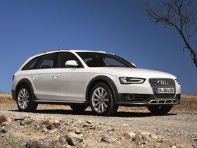 Ver foto 16 de Audi A4 Allroad Quattro 2012