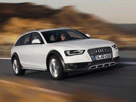 Ver foto 12 de Audi A4 Allroad Quattro 2012