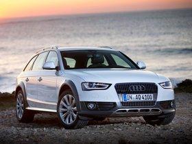 Ver foto 10 de Audi A4 Allroad Quattro 2012