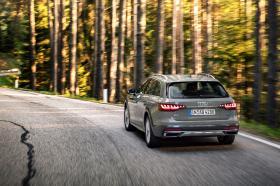 Ver foto 29 de Audi A4 allroad quattro 2019