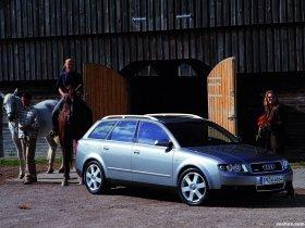 Ver foto 4 de Audi A4 Avant 2000