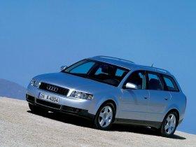 Ver foto 3 de Audi A4 Avant 2000