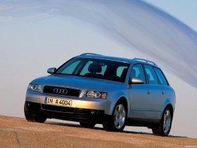 Fotos de Audi A4 Avant 2000
