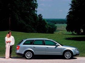 Ver foto 12 de Audi A4 Avant 2000
