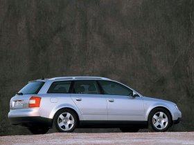 Ver foto 11 de Audi A4 Avant 2000