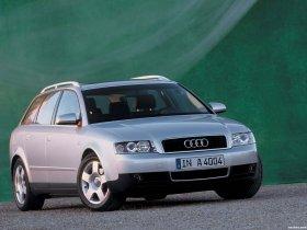 Ver foto 9 de Audi A4 Avant 2000