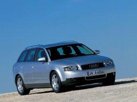 Ver foto 6 de Audi A4 Avant 2000