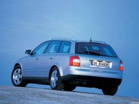 Ver foto 5 de Audi A4 Avant 2000