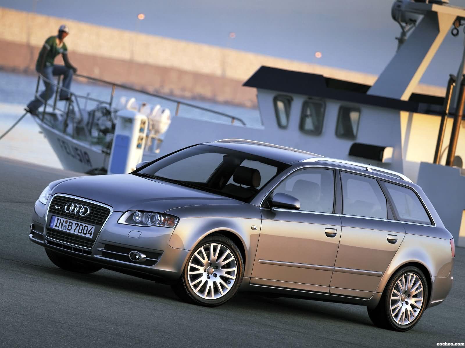 Foto 0 de Audi A4 Avant 2005